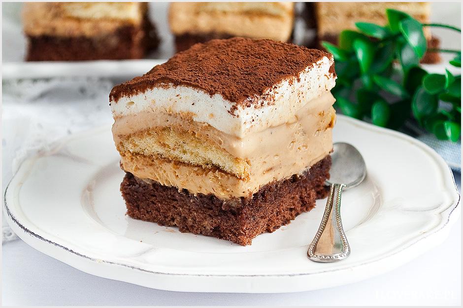 Ciasto kawowy kajmakowiec-3