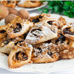 Serowe ciasteczka z powidłami i orzechami-4