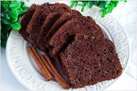 Ciasto czekoladowe bez jajek i mleka-4