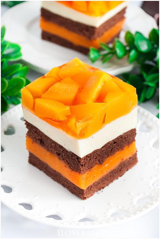 Ciasto czekoladowy kubuś